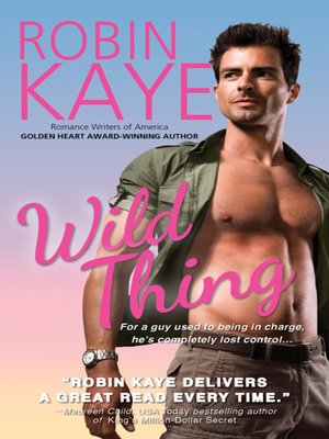 cover image of Wild Thing Series, Book 1