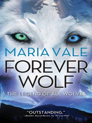cover image of Forever Wolf