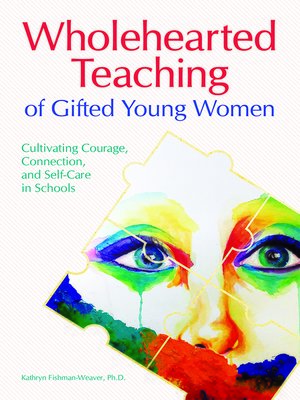 cover image of Wholehearted Teaching of Gifted Young Women