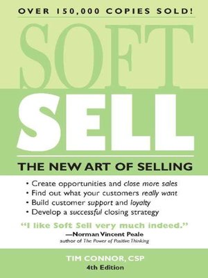 cover image of Soft Sell