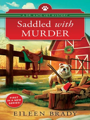 cover image of Saddled with Murder