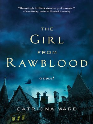 cover image of The Girl from Rawblood