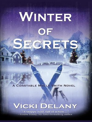 cover image of Winter of Secrets