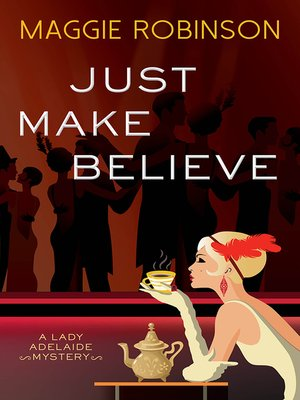 cover image of Just Make Believe