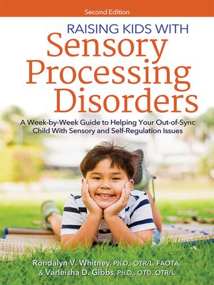 cover image of Raising Kids With Sensory Processing Disorders