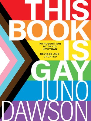 cover image of This Book Is Gay