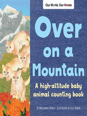 cover image of Over on a Mountain