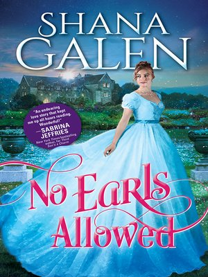 cover image of No Earls Allowed