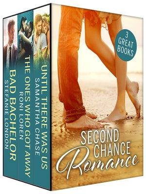 cover image of Second Chance Romance Box Set