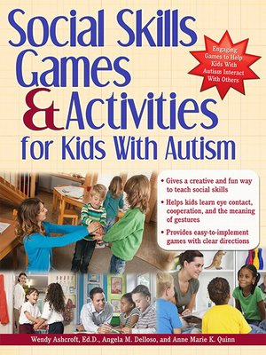 cover image of Social Skills Games and Activities for Kids with Autism