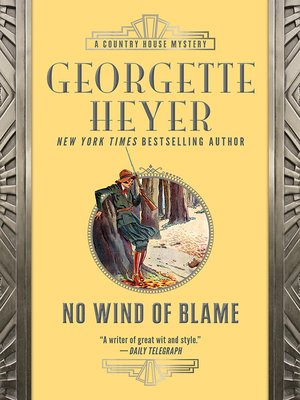 cover image of No Wind of Blame