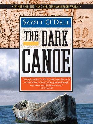 cover image of The Dark Canoe