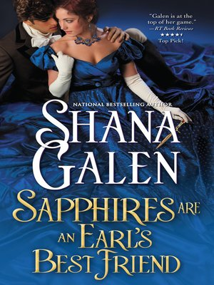 cover image of Sapphires Are an Earl's Best Friend