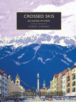cover image of Crossed Skis