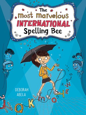 cover image of The Most Marvelous International Spelling Bee