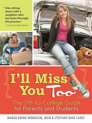 cover image of I'll Miss You Too