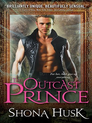 cover image of The Outcast Prince