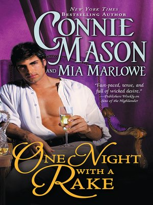 cover image of One Night with a Rake