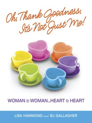 cover image of Oh Thank Goodness It's Not Just Me!