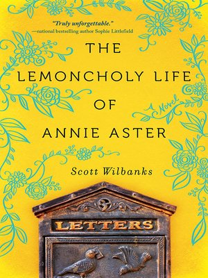 cover image of The Lemoncholy Life of Annie Aster