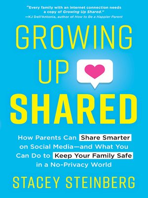 cover image of Growing Up Shared