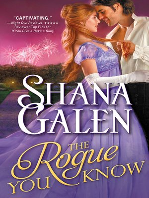 cover image of The Rogue You Know
