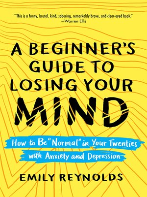 cover image of A Beginner's Guide to Losing Your Mind
