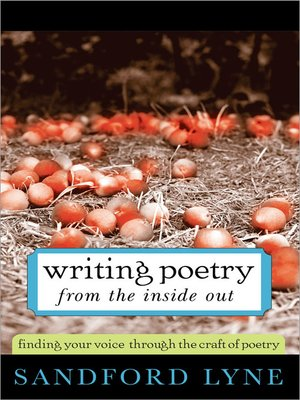 cover image of Writing Poetry from the Inside Out