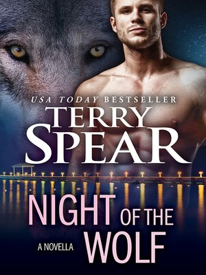 cover image of Night of the Wolf