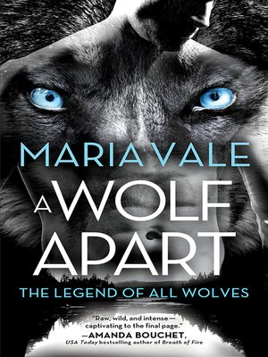 cover image of A Wolf Apart