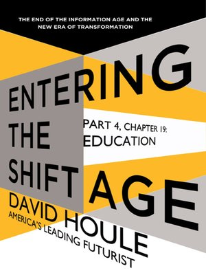 cover image of Education (Entering the Shift Age, eBook 7)