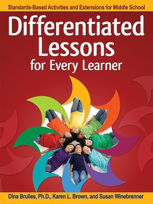 cover image of Differentiated Lessons for Every Learner