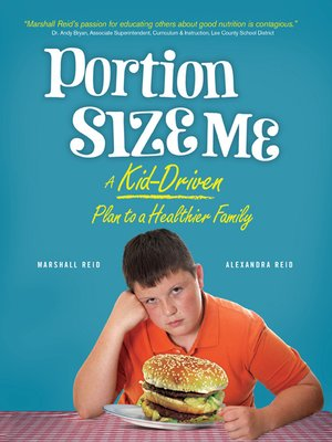 cover image of Portion Size Me