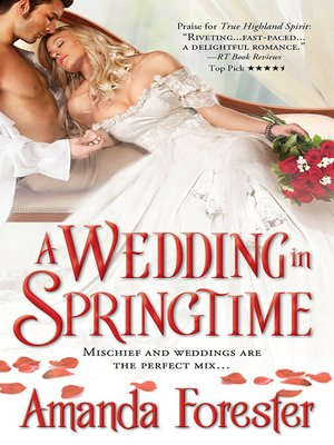 cover image of A Wedding in Springtime