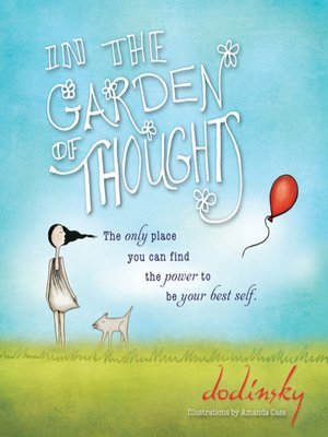 cover image of In the Garden of Thoughts