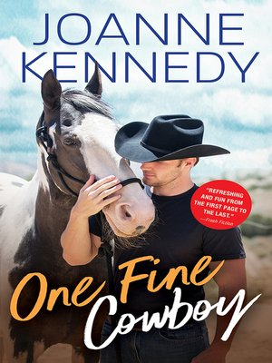 cover image of One Fine Cowboy