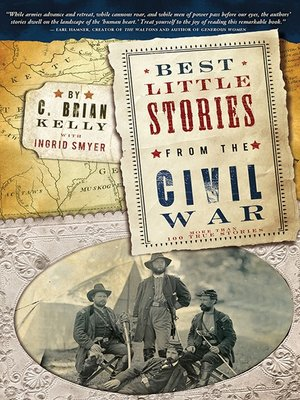 cover image of Best Little Stories from the Civil War