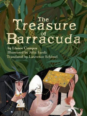 cover image of The Treasure of Barracuda