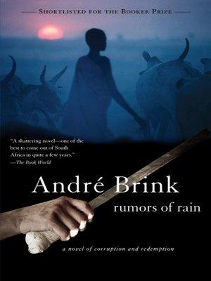 cover image of Rumors of Rain