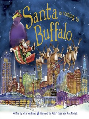 cover image of Santa Is Coming to Buffalo