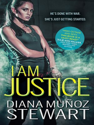 cover image of I Am Justice