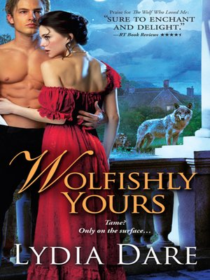 cover image of Wolfishly Yours