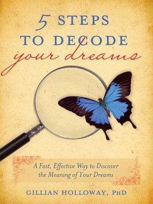 cover image of 5 Steps to Decode Your Dreams