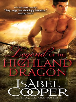 cover image of Legend of the Highland Dragon