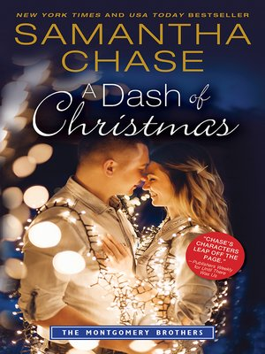 cover image of A Dash of Christmas