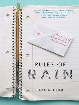 cover image of Rules of Rain