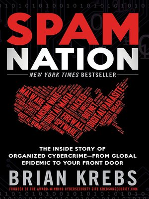 cover image of Spam Nation