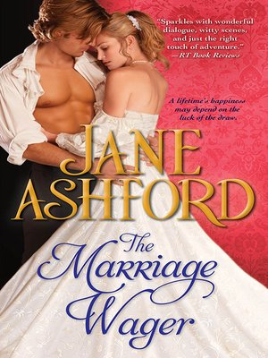 cover image of The Marriage Wager