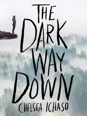 cover image of The Dark Way Down