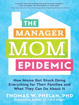 cover image of The Manager Mom Epidemic